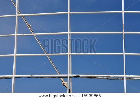 Ferry Boat Railing