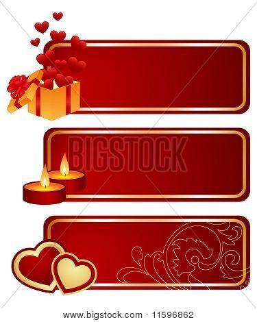 Three Valentine's Tablets