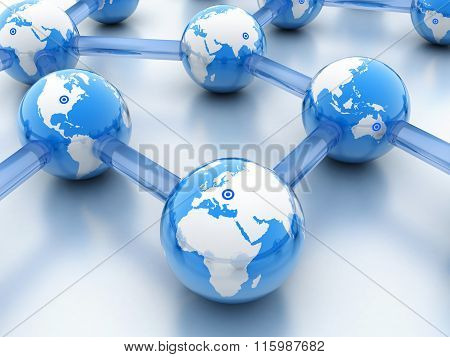 Abstract World-wide Web