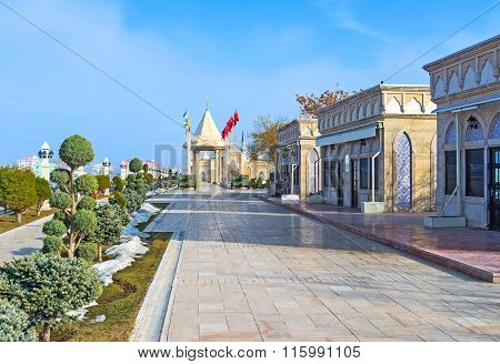 The Museums Of Konya