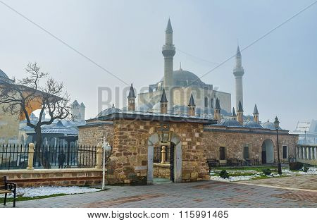 The Holy Places Of Konya