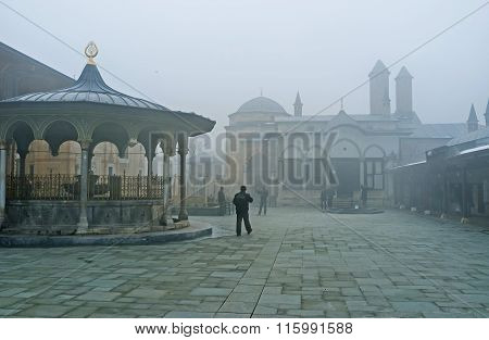 The Foggy Day In Konya