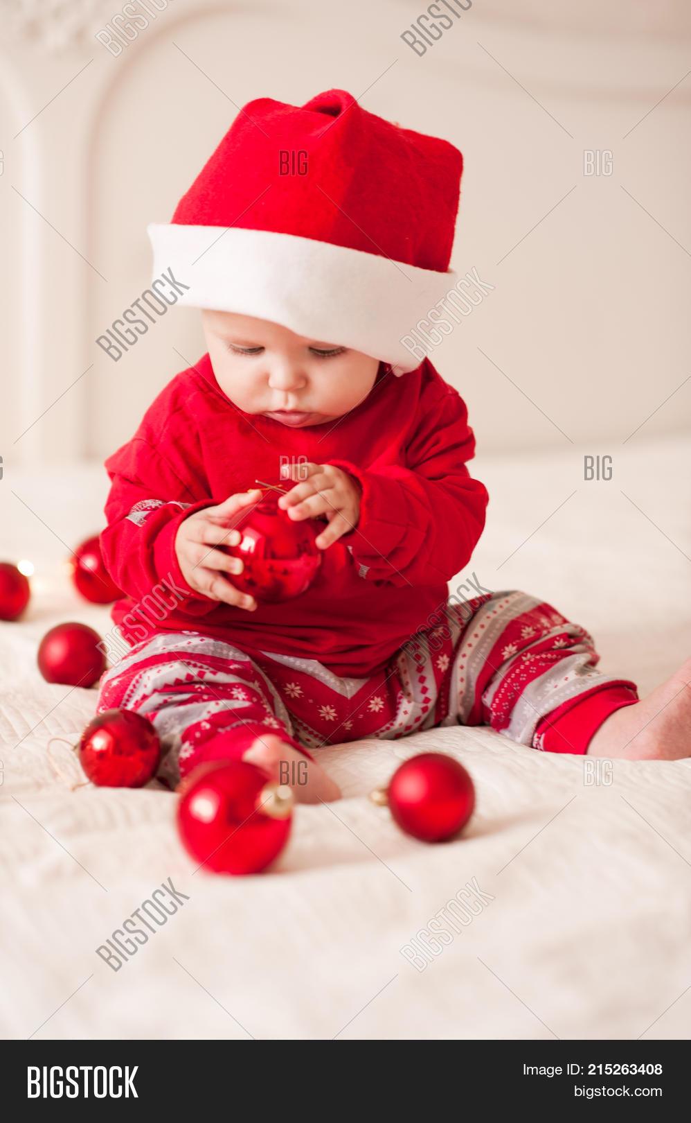 Baby Santa Christmas Hat 1-2 Years