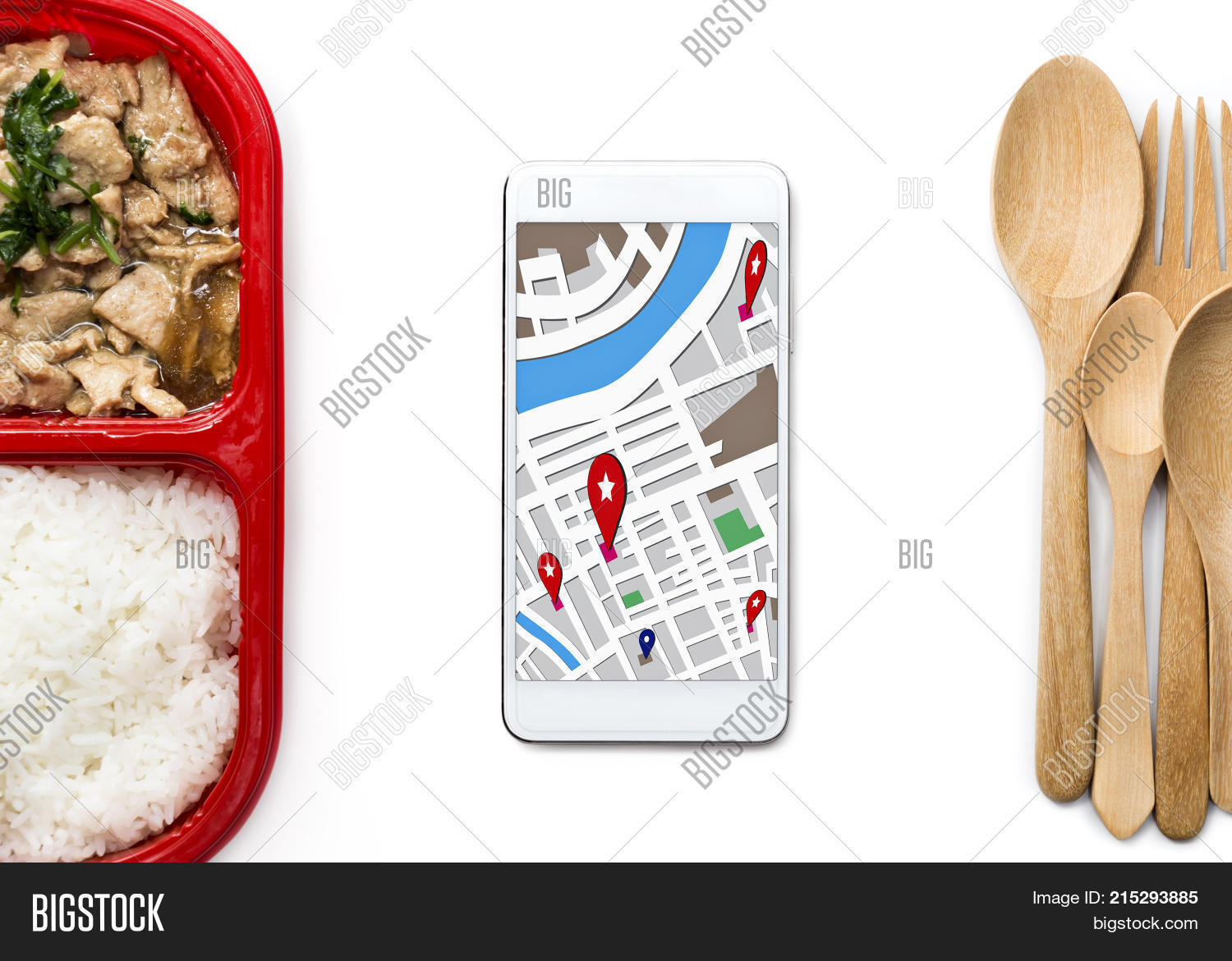 Food Delivery Service Image & Photo (Free Trial) | Bigstock