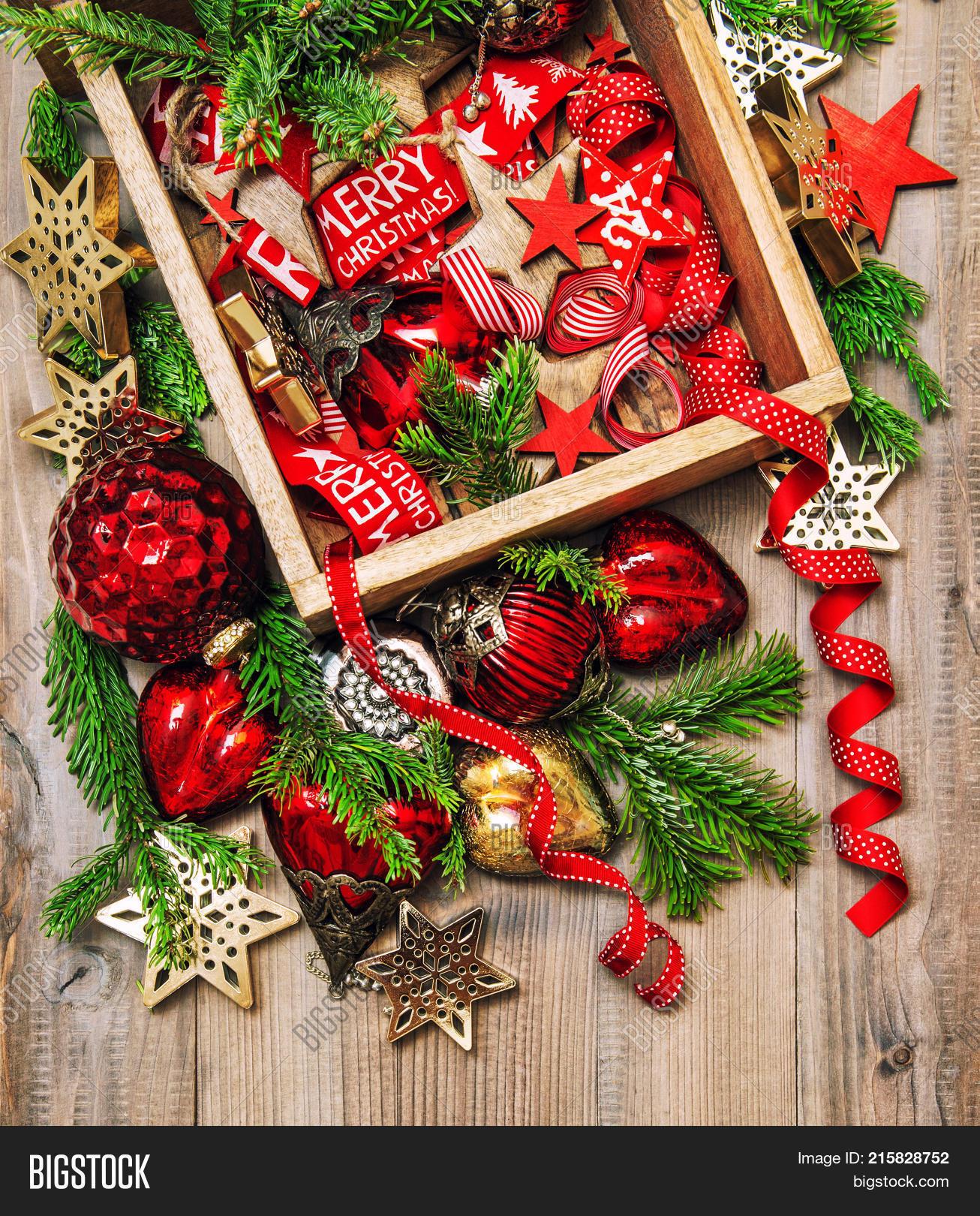 Nostalgic Christmas Image & Photo (Free Trial) | Bigstock