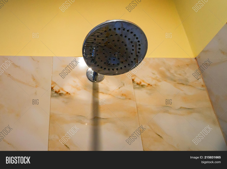 Hard Water Calcium Deposit Image & Photo | Bigstock