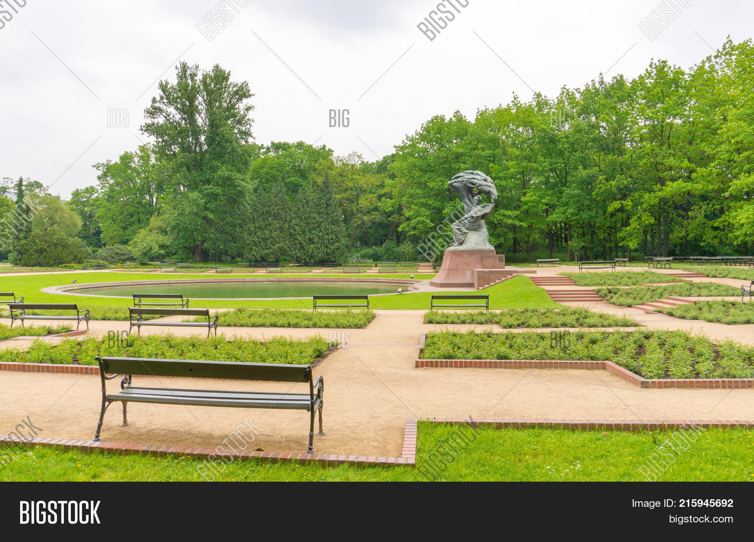 Warsaw Poland May 24 Image Photo Free Trial Bigstock