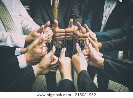 Teamwork togetherness collaboration business concept, teamwork concept