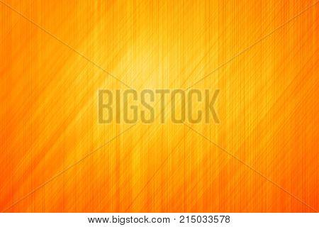 Orange sunny wooden background closeup. Abstract orange background.