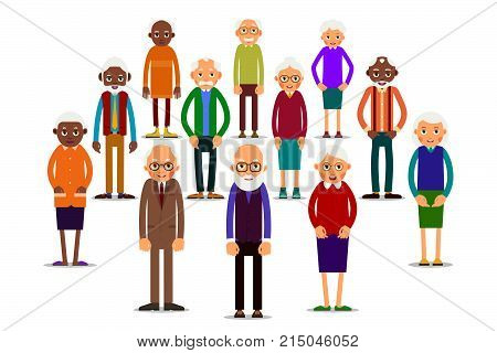 Group Older People