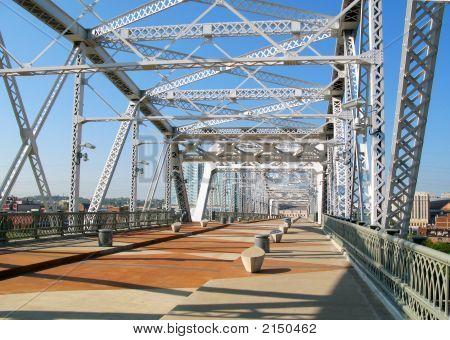 Nashville Shelby Street Bridge
