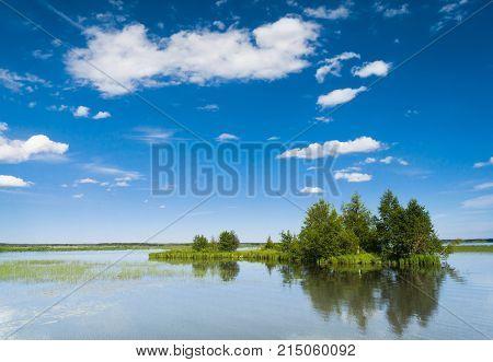 Lake Serenity Green Island