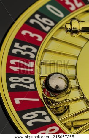 roulette gambling in the casino