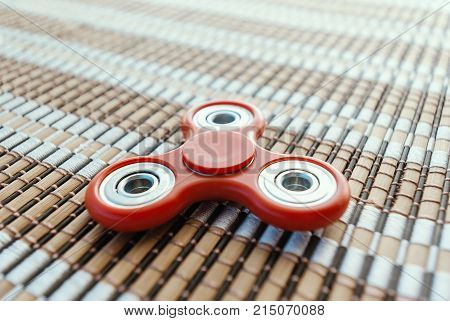 Top View Of The Popular Spinner Gadget In 2017