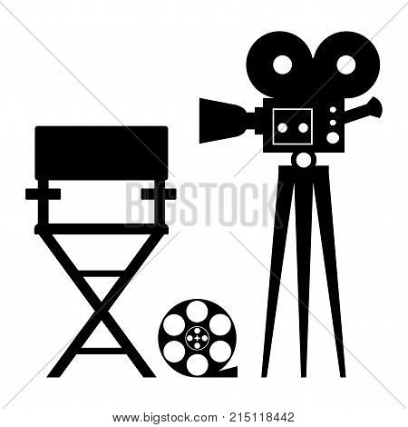 Cinema Director Camera