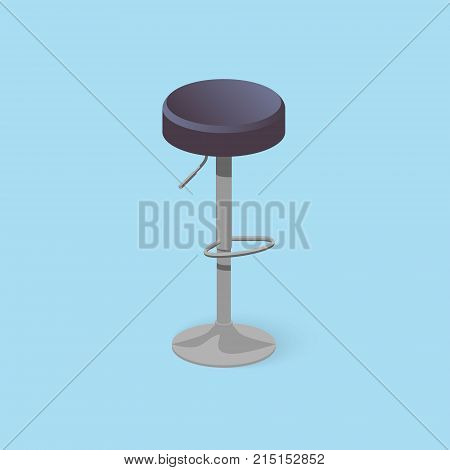 Bar Stool. Bar Chair. High Chair.