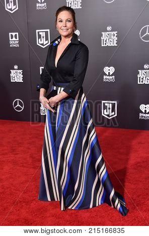 LOS ANGELES - NOV 13:  Diane Lane arrives for the