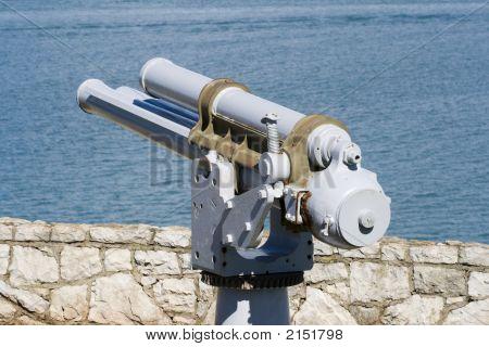 Land Based Canon