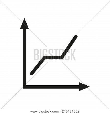Simple Icon Growth Vector Photo Free Trial Bigstock