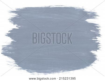 Gray abstract aquarel watercolor background for design