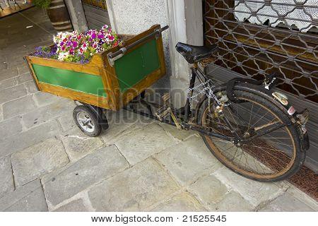Barrow bicycle