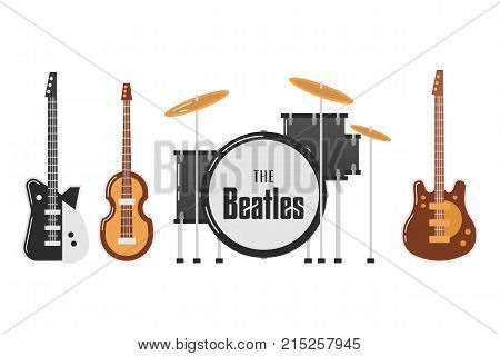 The Beatles Band Topics