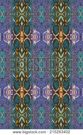 Batik sexy. The fate design of batik