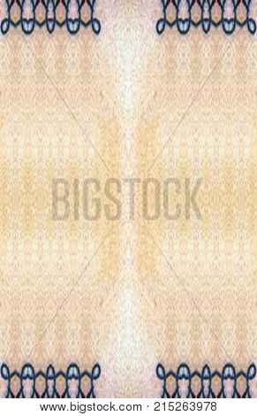 Batik business. The fate design of batik