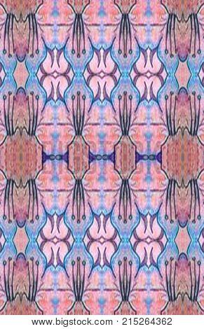 Batik musical. The fate design of batik