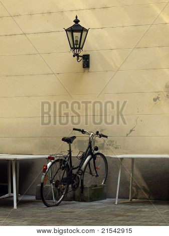 Still Life, Bicycle