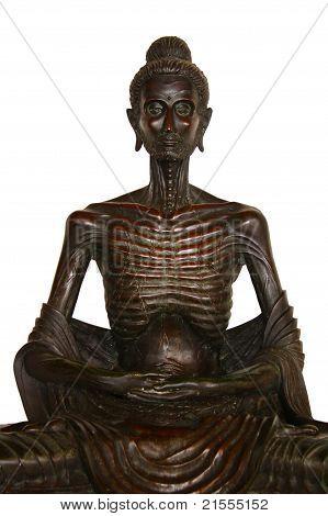 Statue Of Ascetic