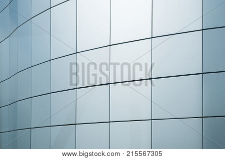 abstract architecture background modern facade - exterior
