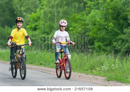 Walk On Bicycles