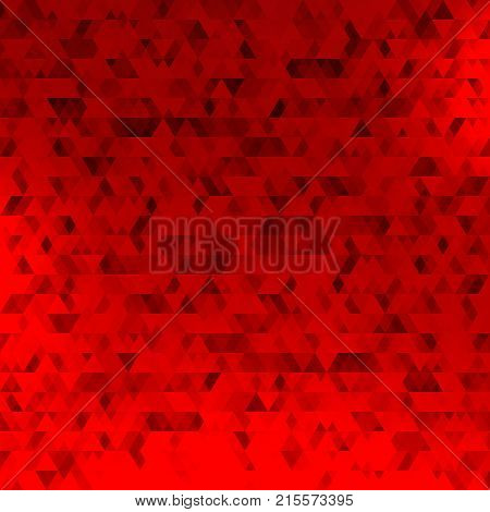 Abstract colorful vector background. Ruby design template.