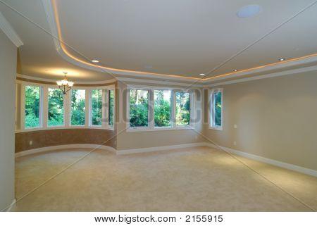 Unfurnished Master Bedroom