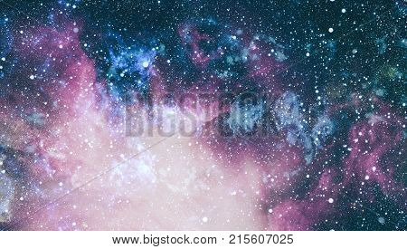 Star field in deep space many light years far from the Earth. Elements of this image furnished by NASA