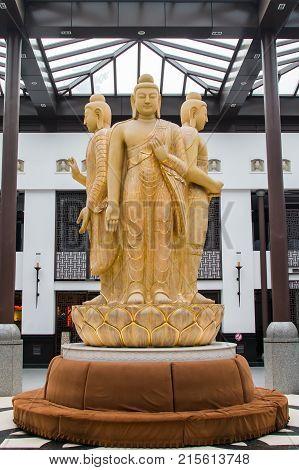 3 Buddha Statue