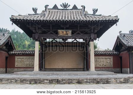 Ancient Pavilion