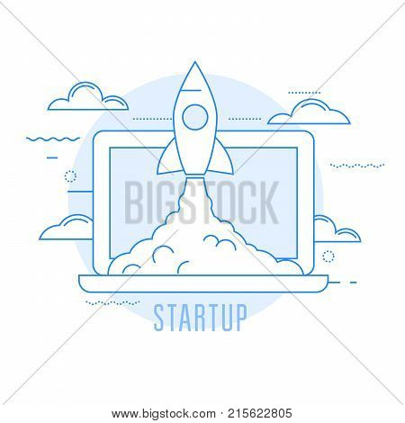 Launching sturtup - rocket launch of new business