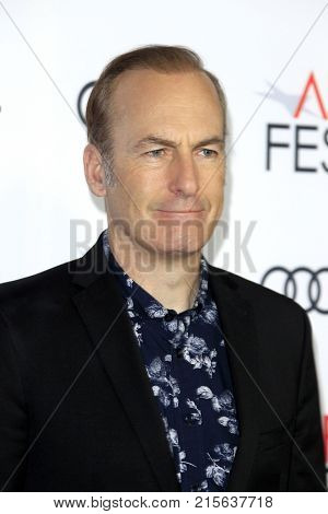 LOS ANGELES - NOV 12:  Bob Odenkirk at the AFI FEST 2017
