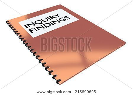Inquiry Findings Concept