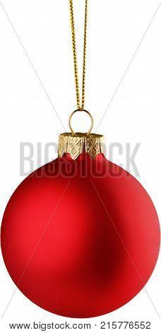Red ball isolated christmas christmas ball christmas ball isolated red christmas ball