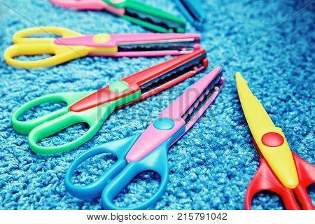Children Scissors For Paper
