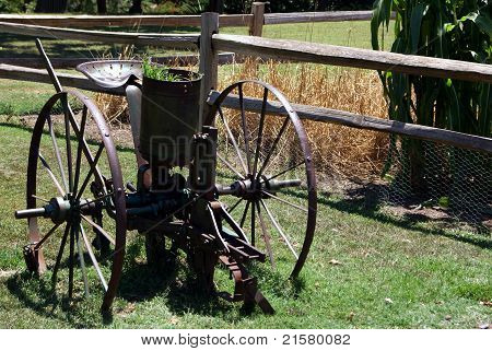 Old farming Equipment