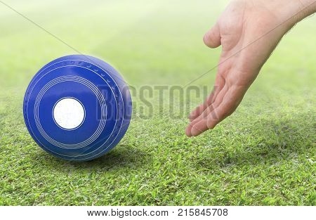 Hand And Lawn Bowl