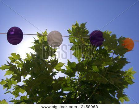Spanish Street Lanterns