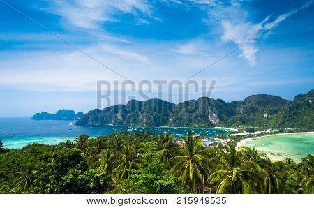 High Viewpoint Palm Island