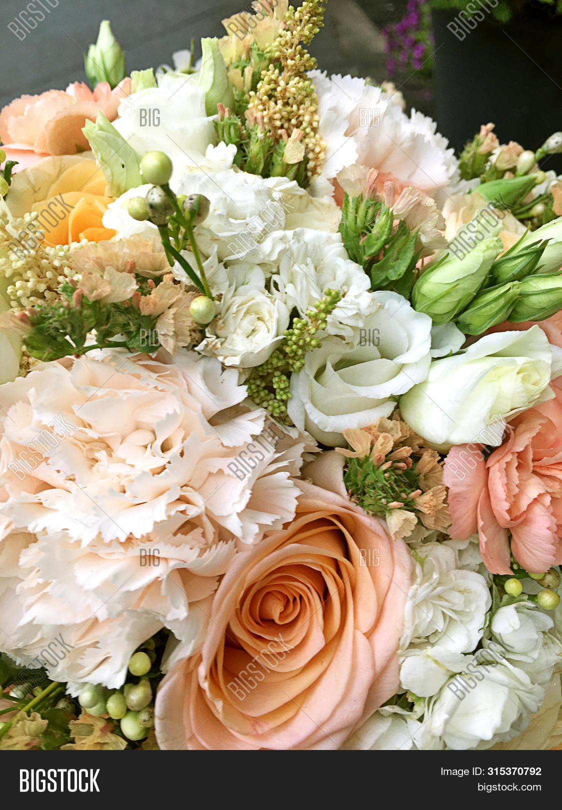 Wedding Bouquet Fresh Image Photo