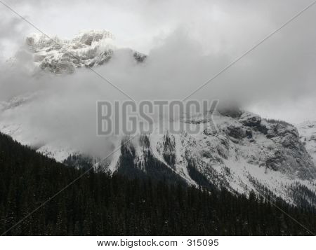 Cloudy Mountain