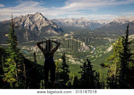 Skip The Gondola In Banff And Walk For Free To See This Spectacular View During Your Way Up And Enjo